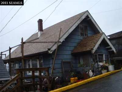 Ketchikan AK Single Family Home For Sale: $50,000