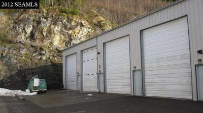Ketchikan Commercial For Sale: 142 Misty Marie Lane