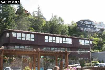 Ketchikan Commercial For Sale: 540 Water Street