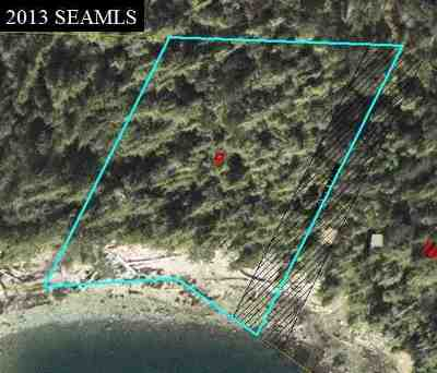 Ketchikan Residential Lots & Land For Sale: W Pennock Island