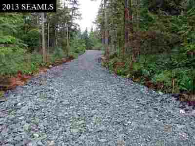 Juneau Borough Residential Lots & Land For Sale: Nhn North Douglas Hwy.