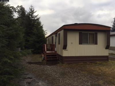 Mobile Home Sold: 5875 Glacier Highway