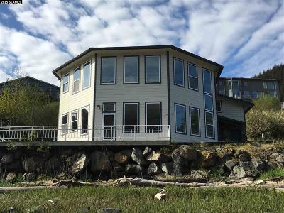 Juneau Borough Single Family Home For Sale: 1701 Beach Drive