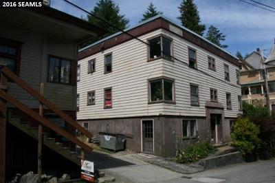 Ketchikan Multi Family Home For Sale: 319 A/B Pine Street