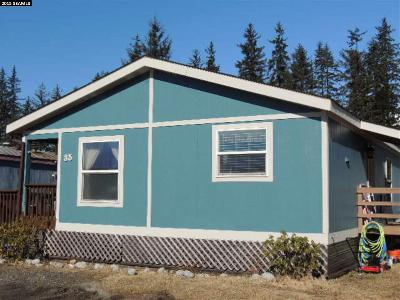 Mobile Home Sold: 8477 Thunder Mountain Road