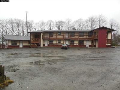 Ketchikan Multi Family Home For Sale: 2872 S Tongass Hwy.