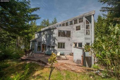 Ketchikan Gateway Borough Single Family Home For Sale: 935 Forest Avenue
