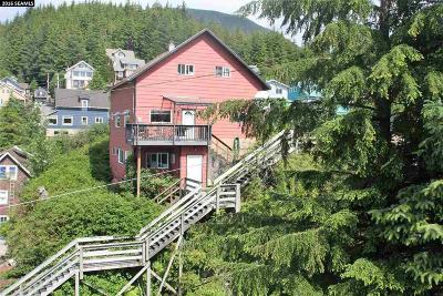 Ketchikan Gateway Borough Single Family Home For Sale: 501 Grant Street