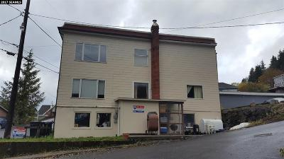 Ketchikan Multi Family Home For Sale: 1220 Sayles Street