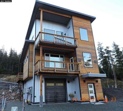 Juneau Single Family Home For Sale: Nhn-2 N Douglas Highway