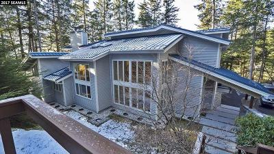 0, Haines Borough, Juneau Borough, Ketchikan Gateway Borough, Sitka Borough, Skagway Hoonah Angoon County, Wrangell Petersburg County, Yakutat Borough Single Family Home For Sale: 2950 Sawmill Creek Road