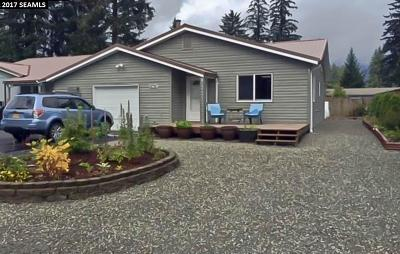 Juneau AK Attached For Sale: $281,000