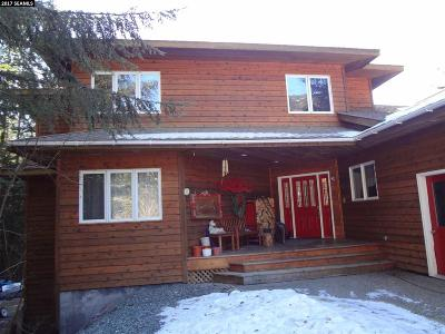0, Haines Borough, Juneau Borough, Ketchikan Gateway Borough, Sitka Borough, Skagway Hoonah Angoon County, Wrangell Petersburg County, Yakutat Borough Single Family Home For Sale: 887 Oslund Drive