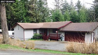 Single Family Home Sold: 1263 Mendenhall Peninsula Rd
