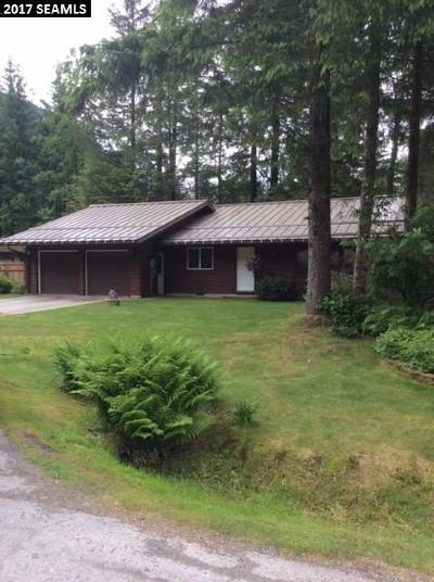 Juneau AK Single Family Home For Sale: $374,900