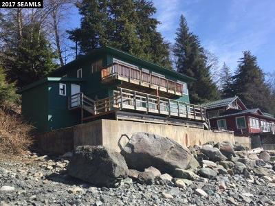 Juneau AK Single Family Home For Sale: $475,000