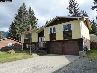 Juneau AK Single Family Home For Sale: $399,000