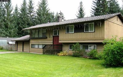 Juneau Single Family Home For Sale: 4486 Columbia Blvd.
