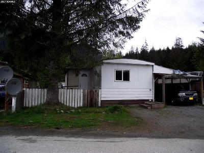 Juneau Borough Mobile Home For Sale: 5905 #38 Churchill Way