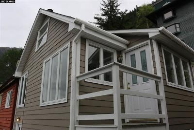 Juneau AK Single Family Home For Sale: $289,500