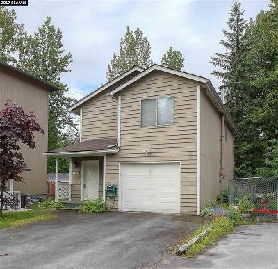 Juneau AK Single Family Home For Sale: $279,900