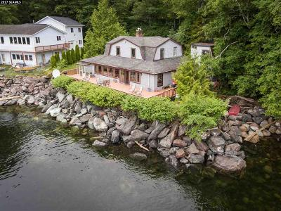 Ketchikan Gateway Borough Single Family Home For Sale: 8366 S Tongass Hwy.