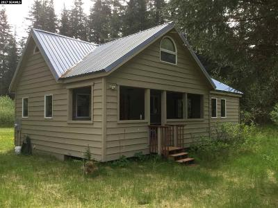 Gustavus Single Family Home For Sale: 132 Rink Creek Road