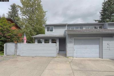 Juneau AK Attached For Sale: $289,400