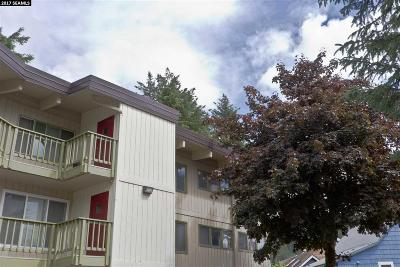 Juneau AK Condo/Townhouse For Sale: $185,900