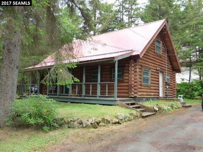 Single Family Home Sold: 1893 Fritz Cove Road