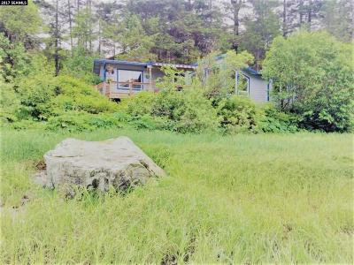 Juneau AK Single Family Home For Sale: $499,900
