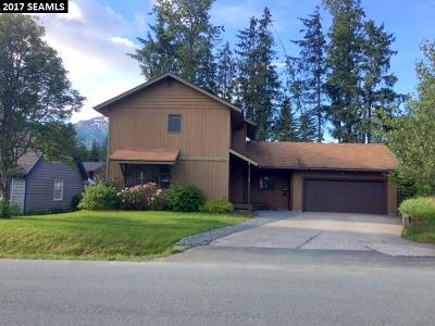 Juneau AK Single Family Home For Sale: $355,000
