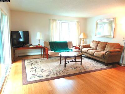 Juneau AK Condo/Townhouse For Sale: $149,900