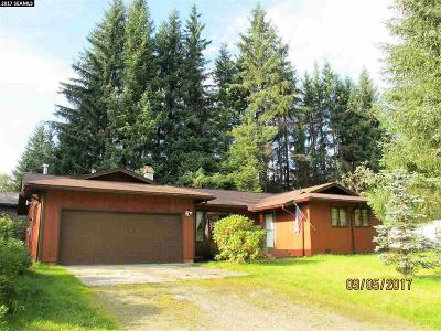 Juneau AK Single Family Home For Sale: $359,000