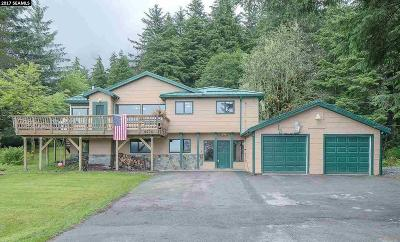 Juneau AK Single Family Home For Sale: $439,000
