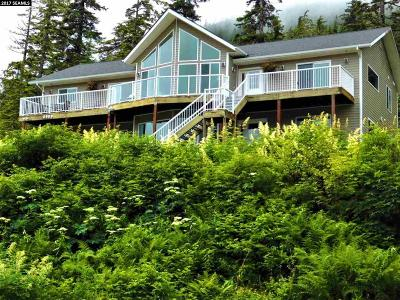 Juneau AK Single Family Home For Sale: $598,000