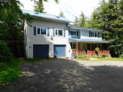 Juneau AK Single Family Home For Sale: $529,900