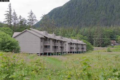 Juneau AK Condo/Townhouse For Sale: $175,000