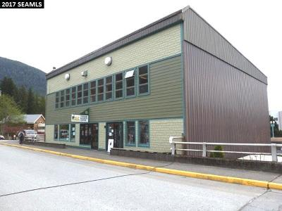 Ketchikan Commercial For Sale: 616/618 Dock Street