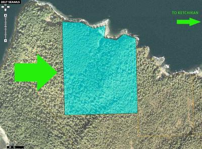 Ketchikan Residential Lots & Land For Sale: Lot 3 Gravina Island
