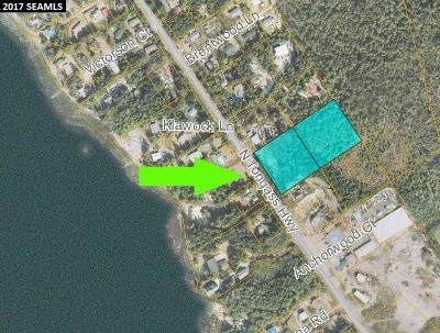 Ketchikan Residential Lots & Land For Sale: Lots 45 & 46 N Tongass Hwy.