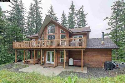 Juneau AK Single Family Home For Sale: $557,000
