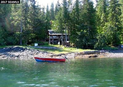 Whale Pass AK Single Family Home For Sale: $299,000
