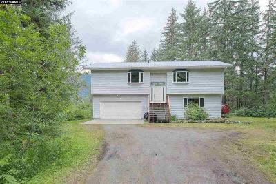 Juneau AK Single Family Home For Sale: $489,900