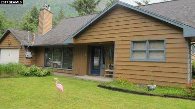 Juneau AK Single Family Home For Sale: $357,000