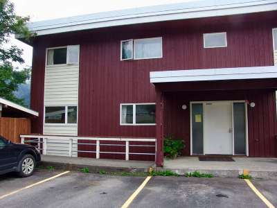 Juneau Borough Condo/Townhouse For Sale: 1520 Douglas Highway