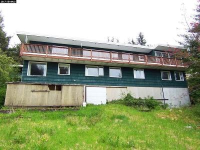 Ketchikan Multi Family Home For Sale: 8075 N Tongass Hwy.