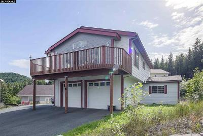 Juneau AK Single Family Home For Sale: $479,500