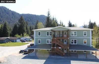 Juneau Borough Condo/Townhouse For Sale: 3235 Bresee Street