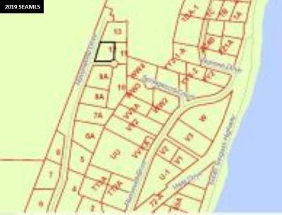 Ketchikan Residential Lots & Land For Sale: Blk 2, Lot 12 Lidgerwood Lane